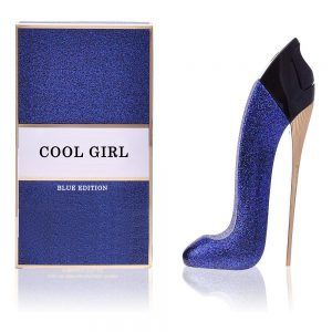 ادو پرفیوم زنانه روونا گود گرل مدل BLUE EDITION حجم 100 میلی لیتر