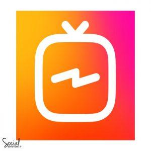ویو ویدئو تلویزیون ( IGTV ) اینستاگرام ( سرور ویژه )