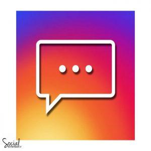 کامنت ایرانی ( متن دلخواه ) اینستاگرام