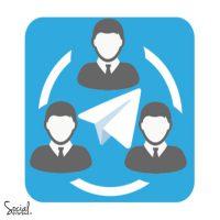 ممبر واقعی اجباری با ویو 50 پست اخر کانال تلگرام
