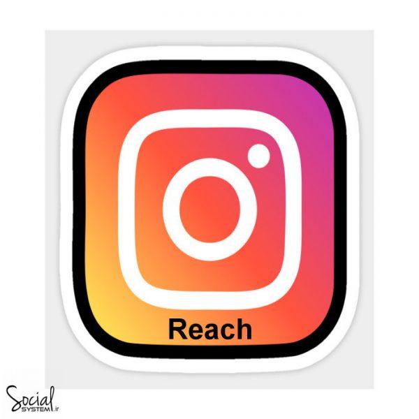 افزایش ریچ تصویر اینستاگرام